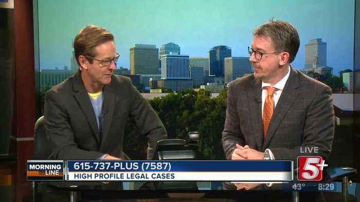 MorningLine: High Profile Legal Cases (February 2020) P.3