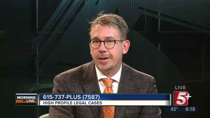 MorningLine: High Profile Legal Cases (February 2020) P.1