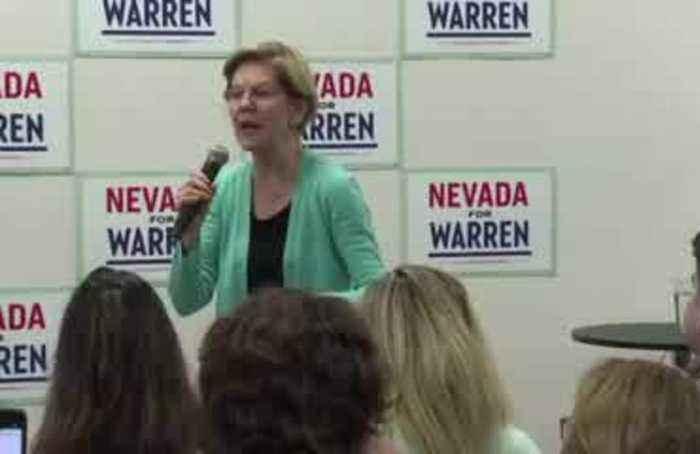 After fiery debate, Warren keeps up attacks on Bloomberg