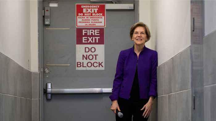Warren Breaks Her Most Celebrated Promise