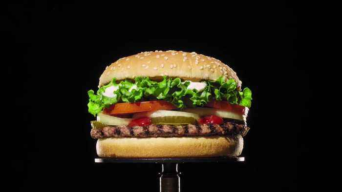 Head-turning Burger King ad has customers scratching their heads