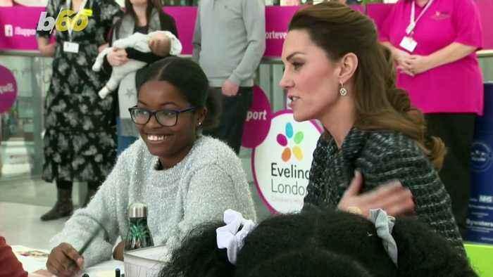 Kate Middleton Has a 'Big' Day