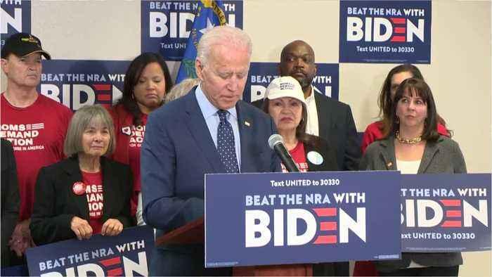 Biden Scores Key Latino Endorsement