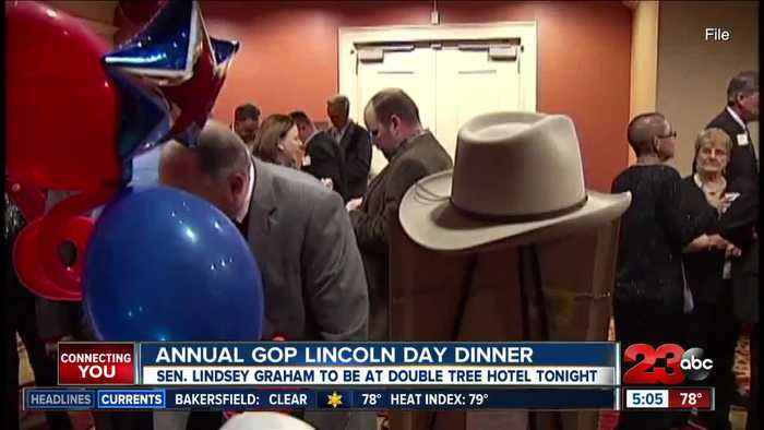 Annual GOP Lincoln Day Dinner