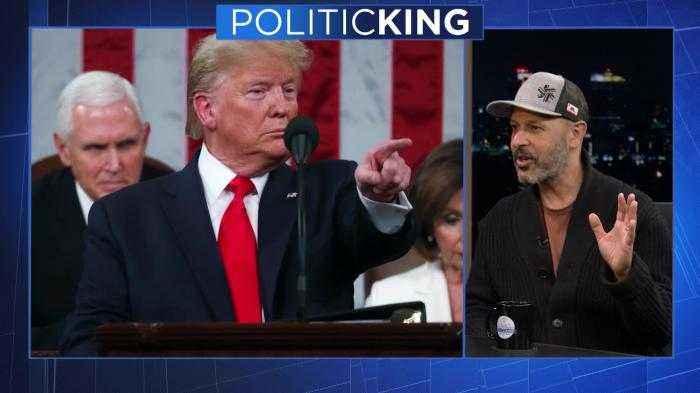 Maz Jobrani takes on impeachment, 2020 and comedy in the Trump era