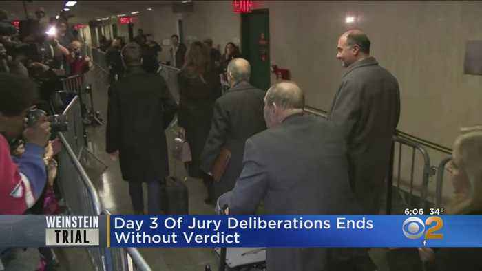 Harvey Weinstein Trial: Day 3 Of Jury Deliberations Ends Without Verdict