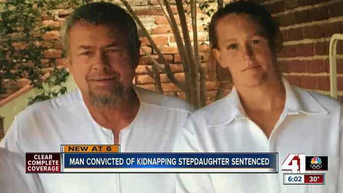 Man sentenced for kidnapping, holding stepdaughter captive for 19 years