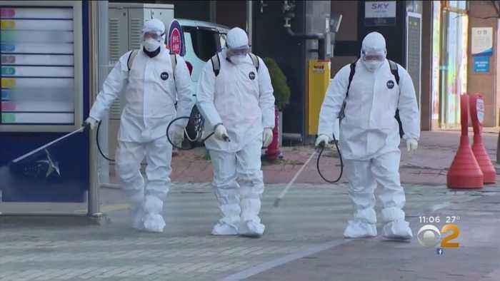 Coronavirus Update: Death Toll Reaches 2,200, Continues To Climb