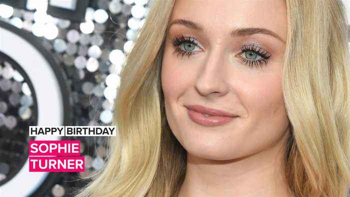 All the ways Sophie Turner is living her dream life