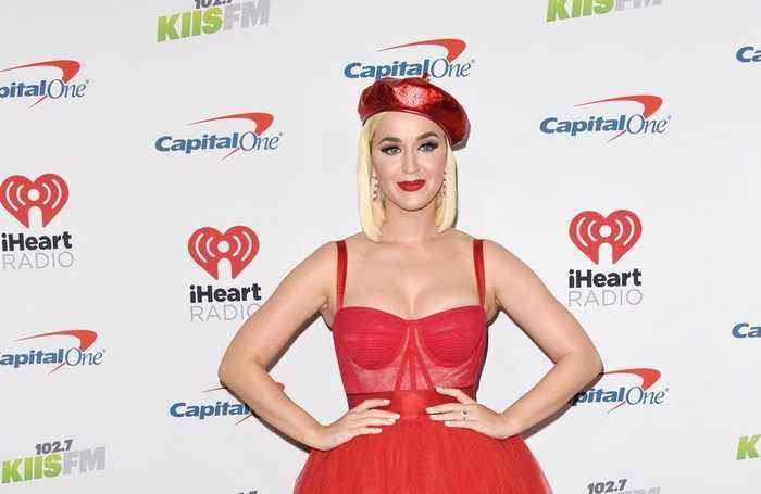 Katy Perry collapses as gas leak prompts American Idol evacuation
