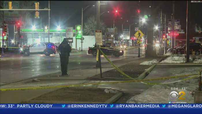 One Person Shot In Calumet City Near Sibley, Clyde