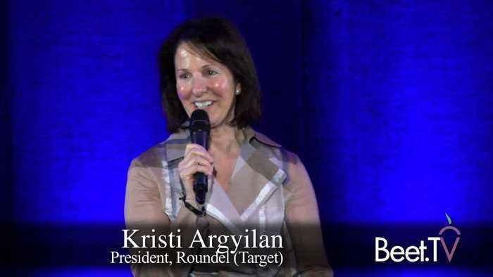 "Roundel's Kristi Argyilan: Shopper Marketing Is the ""New Black"""