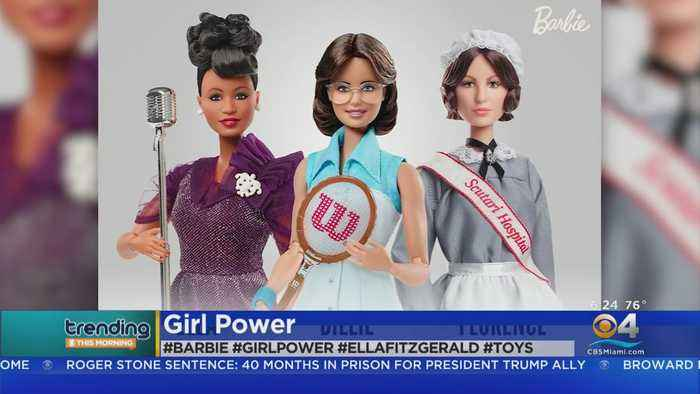 Trending: New Barbie Dolls