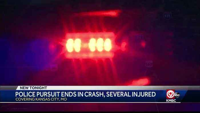 Charges filed against suspect in Kansas City police pursuit that seriously injured 2 year old, woman