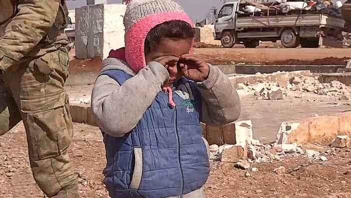 UN warns of 'bloodbath' as Syria fighting escalates
