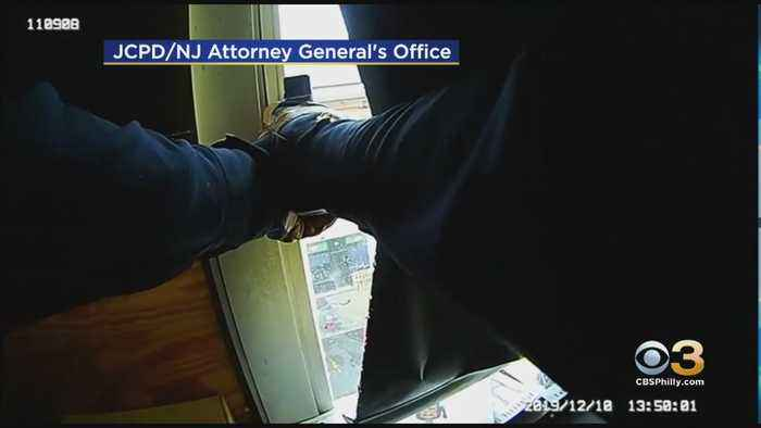 Authorities Release Body-Cam Video From Deadly December Shooting In Jersey City