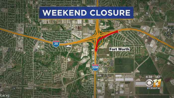 2 Major Road Construction Projects Get Started This Weekend