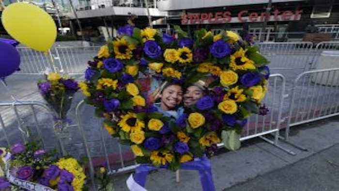 Los Angeles Officials Give Update on Kobe and Gianna Bryant Memorial