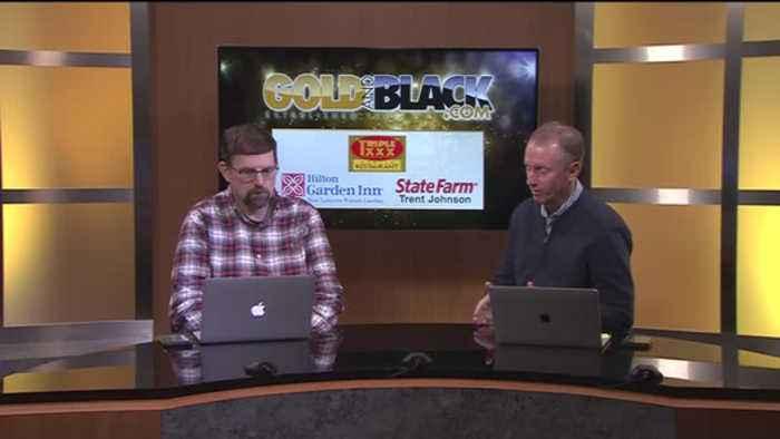 Gold and Black LIVE February 21 Segment 2: Alan Karpick and Brian Neubert