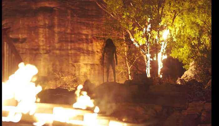 High Ground Movie clip - Meeting around fire