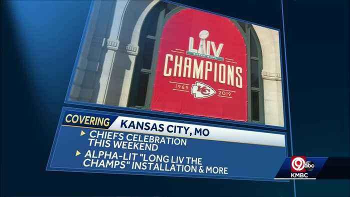 Union Station plans weekend Chiefs celebration