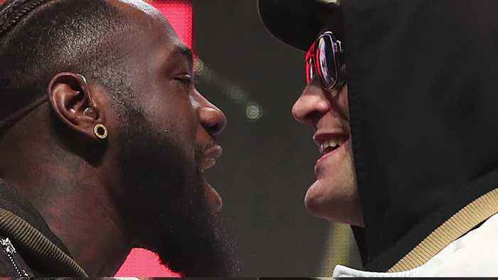 Fury v Wilder: Tale of the tape