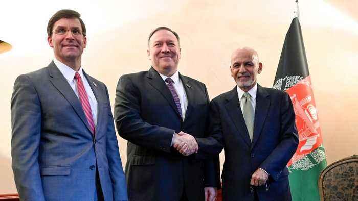 US-Taliban truce begins, raising hopes for a peace deal