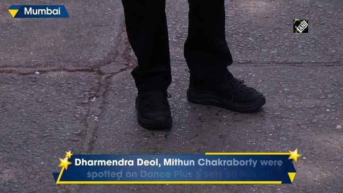 Tiger Shraddha visit Dance Plus 5 set to promote Baaghi 3