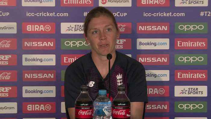 England look forward to kicking off their T20 World Cup campaign against South Africa