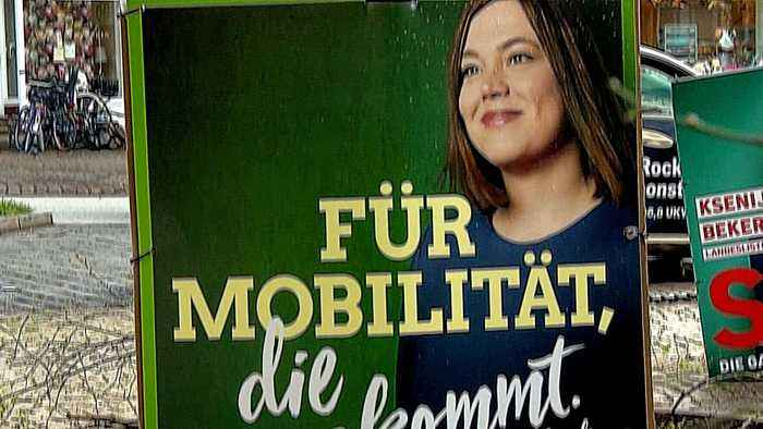 Germany's Hamburg election: Greens expected to make big gains