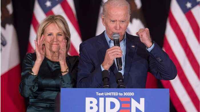 Joe Biden Says Was Arrested In South Africa Visiting Nelson Mandela
