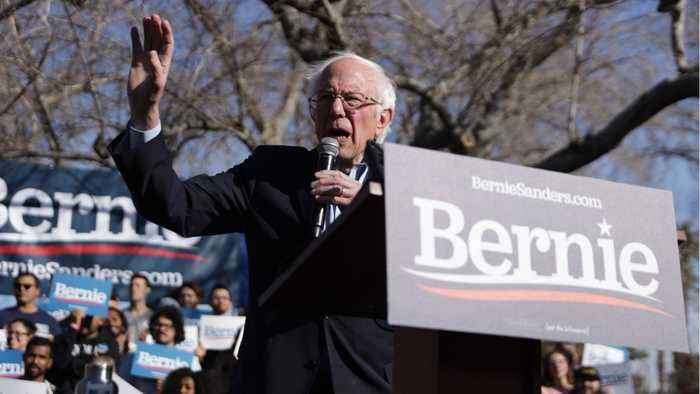 Latinos Give Bernie Sanders Initial Support In Nevada