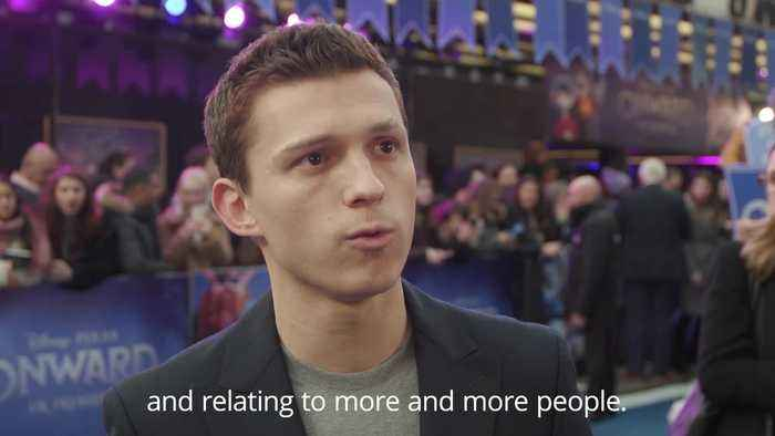 Tom Holland: Chris Pratt is like my big brother in real life
