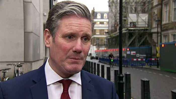 Starmer: Labour members 'want to turn a corner'
