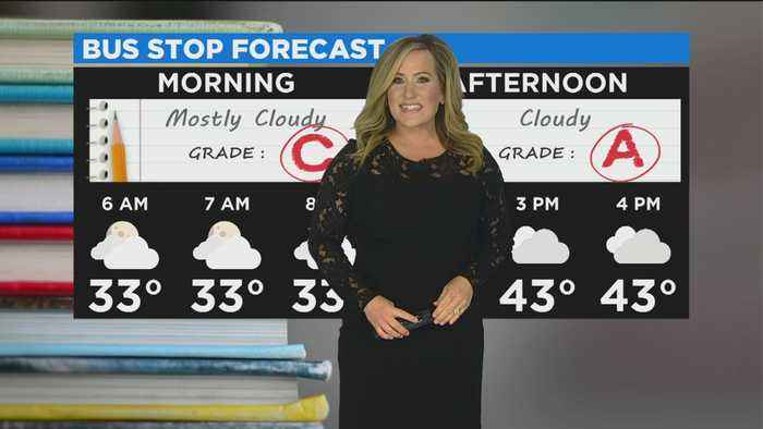 First Forecast This Morning- Monday February 24, 2020