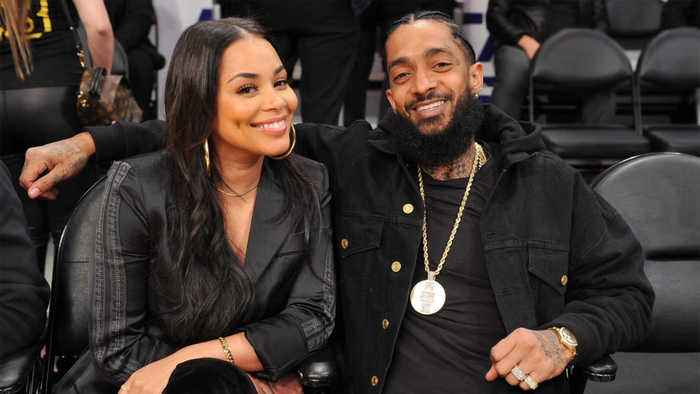 Lauren London professes love for Nipsey Hussle amid Diddy dating rumors