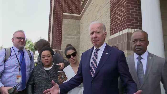 Joe Biden hopeful key endorsement will ignite presidential campaign