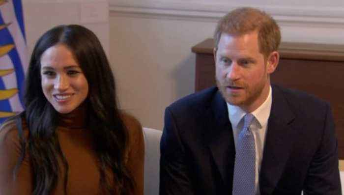 Harry & Meghan Point Out That the Queen Can't Really Keep Them from Using the Word 'Royal'