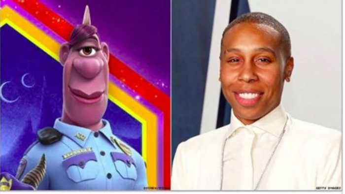 Lena Waithe voices Disney's first-ever animated LGBTQ character in Onward