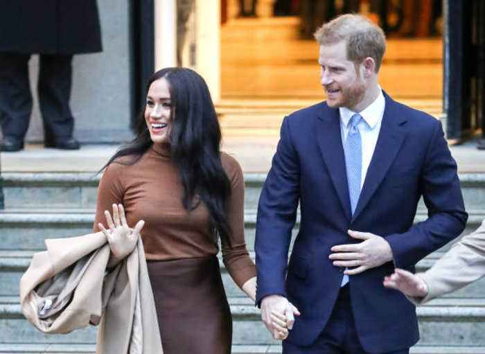 Duchess Meghan's best pal registers Sussex Global Charities website