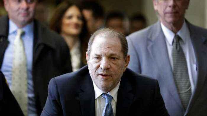 Harvey Weinstein guilty of rape, sexual assault in landmark #MeToo moment