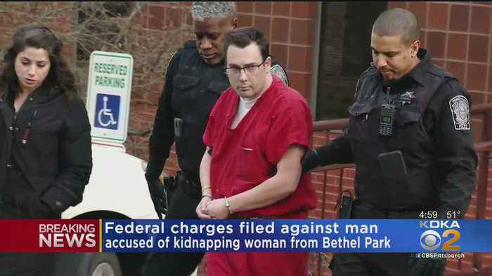 Federal Charges Filed Against Man Accused Of Kidnapping, Killing Bethel Park Woman