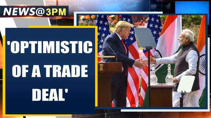 US President and PM Modi hold bilateral talks, defence deals worth $3 Billion inked | Oneindia News