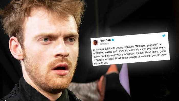 Billie Eilish Brother Finneas Reacts To Nepotism Claims
