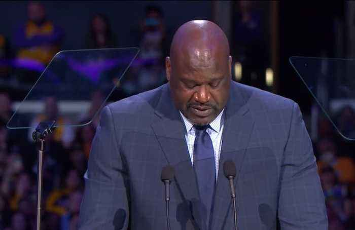Jordan, O'Neal pay tribute to Bryant