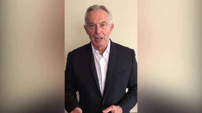 Tony Blair endorses Ian Murray for Labour deputy role