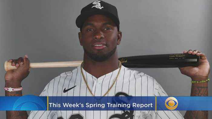 Spring Training Report: Luis Robert, Jo Adell, Other Possible Future All-Stars Take Field