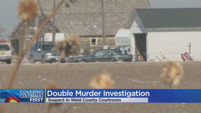 Man Accused Of Killing Two People Was In Court Today