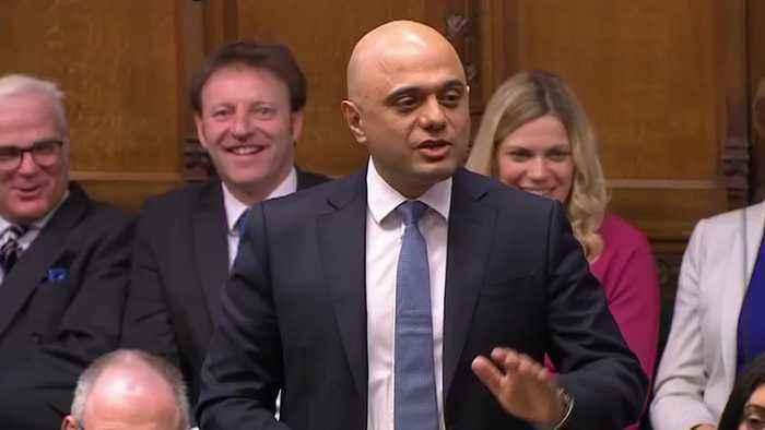 Sajid Javid takes aim at Boris Johnson and Dominic Cummings in resignation statement