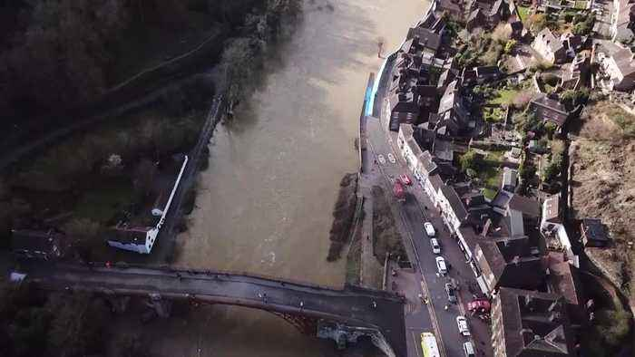 Residents in Bewdley & Ironbridge bracing themselves for more flooding misery